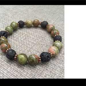 Jewelry - New Men Essential Oil/ Cologne Diffuser Bracelet